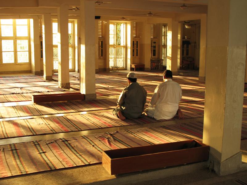 Tiempos de la oración y número de rakats (ciclos completos)