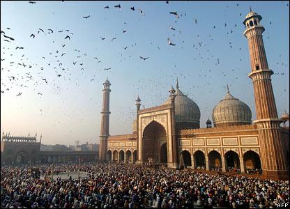 Los tiempos de la oración en el Islam