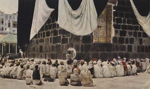 Abdallah, el padre del Profeta Muhamad