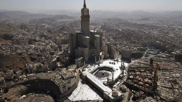El Profeta invita a los Quraish al Islam en el monte de Safa