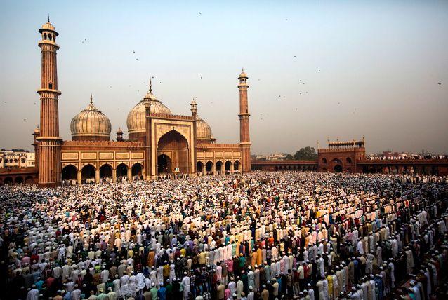 Eid: Etiqueta y protocolo