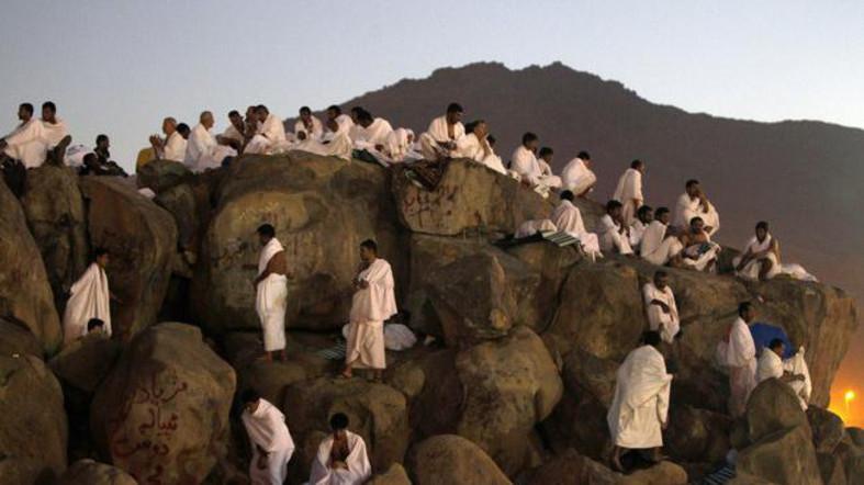 Los rituales del Hajj día por día