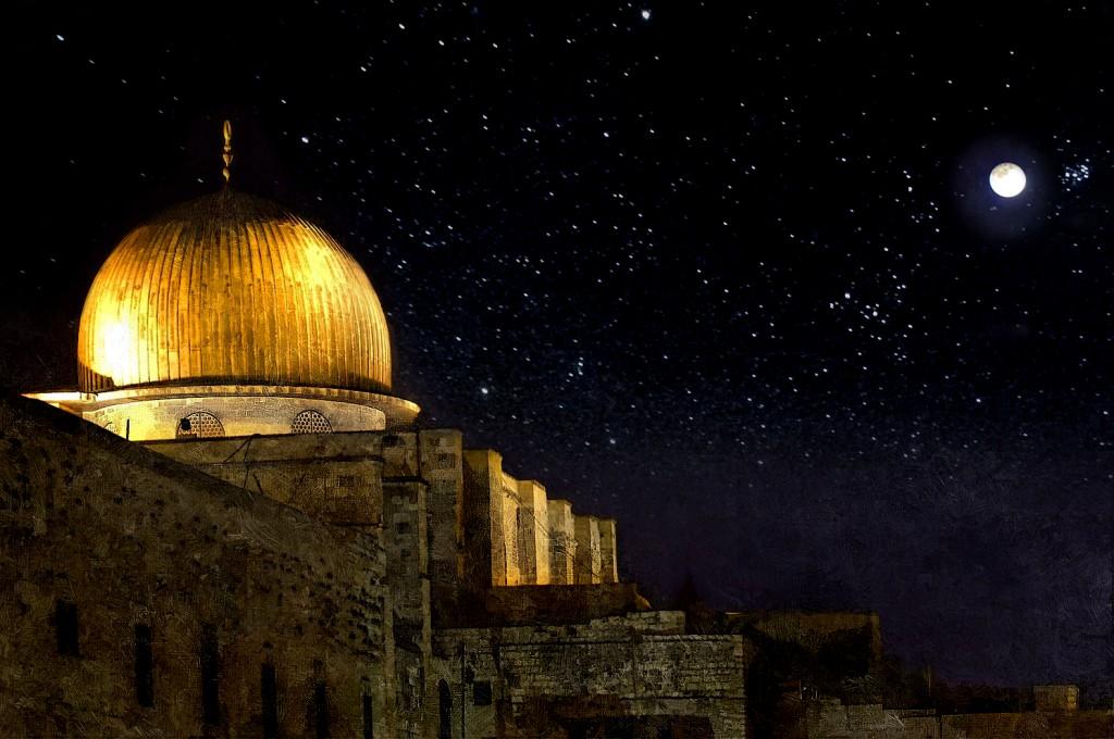 El Viaje Nocturno del Profeta Muhammad fue un regalo y una prueba para la comunidad de musulmanes