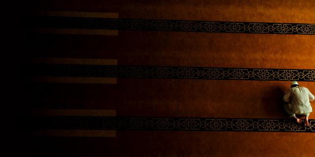 La recitación del Corán por la noche es cuando tiene más beneficio