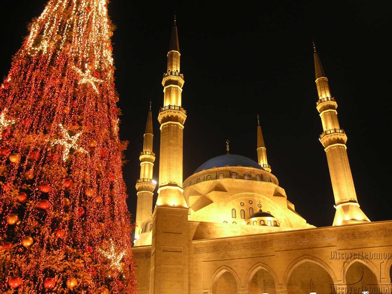 No se encuentra entre las tradiciones de los musulmanes la celebración de la Navidad