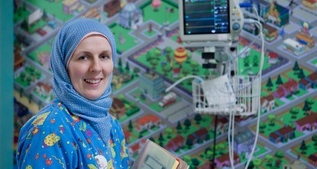 Brigid Aylward se hizo musulmana pero esto tuvo un impacto real en su identidad cuando empezó a usar el hiyab