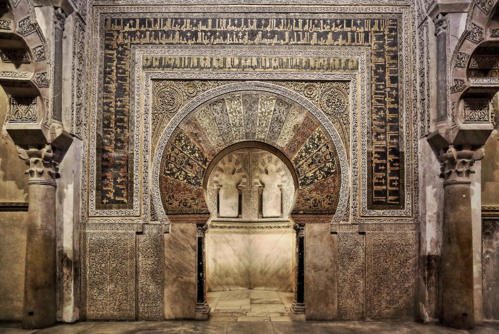 Mihrab de la Mezquita de Córdoba, epicentro del conocimiento del Fiqh en su tiempo