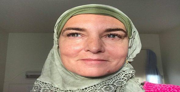 La cantante Sinead O'Connor acepta el Islam