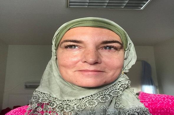"""""""Esto es para anunciar que estoy orgullosa de haberme hecho musulmana. Tomaré un nombre nuevo. Será Shuhada"""", reveló Sinead O'Connor en Twitter."""