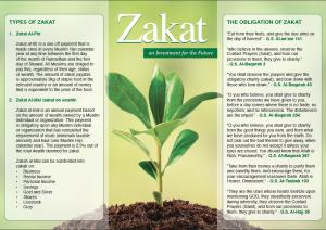 Zakat