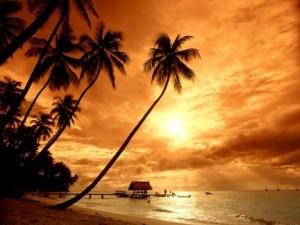 Kerala_Sunset