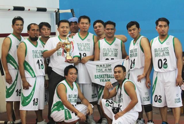 Balik Islam Team