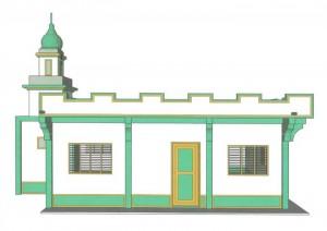 Zakāh Para sa Paggawa ng Masjid o Madrasah