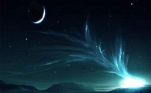 Calatoria nocturna si ascensiunea la ceruri