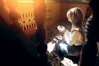 Am invatat rugaciunea in timpul Ramadanului