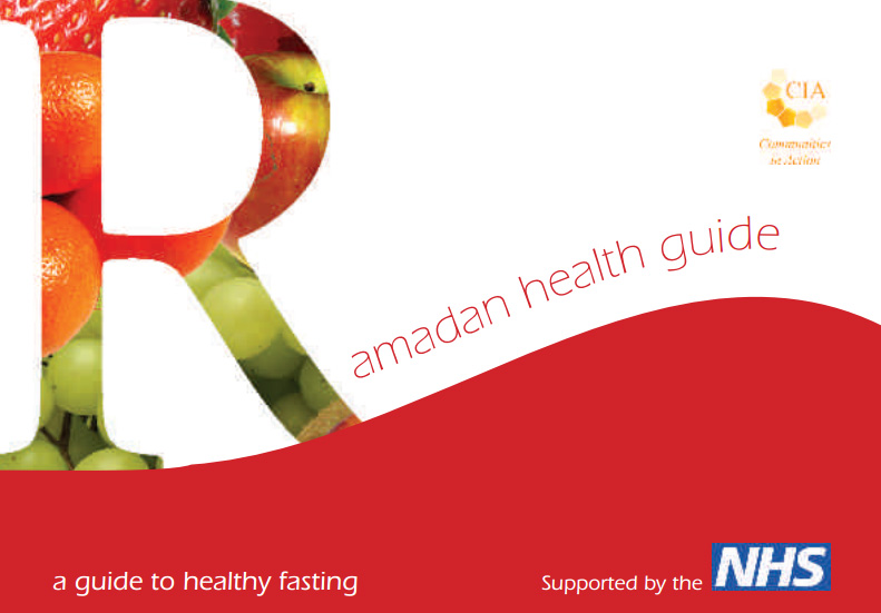 This booklet is aimed at helping you understand the health issues related to fasting, so that you are able to make more informed choices, minimise complications and maximise the benefit of your fast. The booklet will: guide you through physiological changes that occur when you are fasting; give examples of beneficial and harmful foods during […]