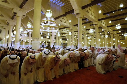 The end of Ramadan ushers in one of two major celebrations in the Islamic calendar. A day of festivities called Eid al-Fitr. In Arabic Eid means something which returns and is repeated every certain period of time. The word Eid, however, has evolved to mean a festivity.