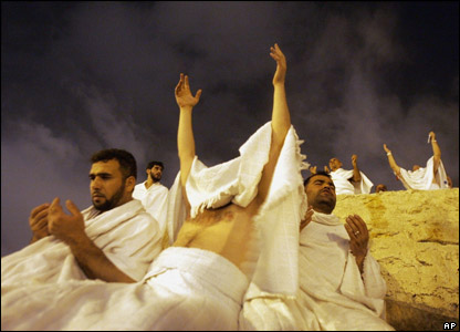 After finishing the rituals of the first day of `Eid, you are done with the major rituals of Hajj - the pillars of Hajj - and therefore you are totally absolved of the state of ihram.