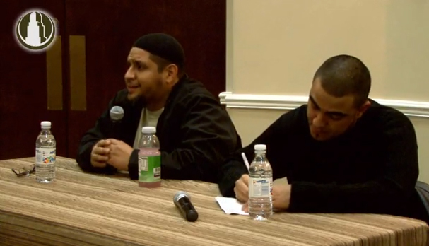 Watch this video to know how some Latino Muslims converted to Islam. The guests are br. Mujahid Fletcher & Br. Isa Parada.