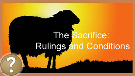 Who should sacrifice and what are the conditions? What is the time of sacrifice? What should the meat of the sacrifice be divided? Click to know.