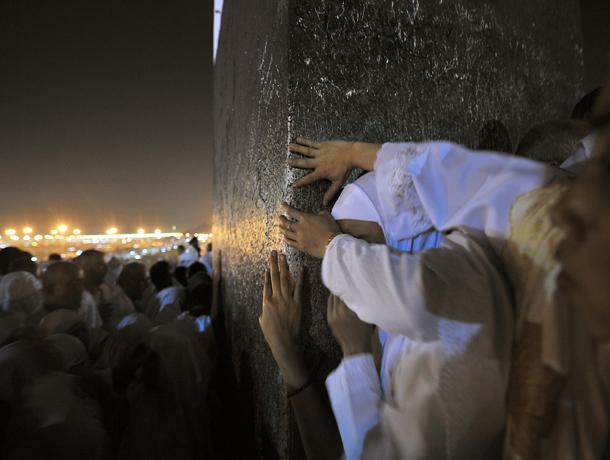 SAUDI-RELIGION-ISLAM-HAJJ