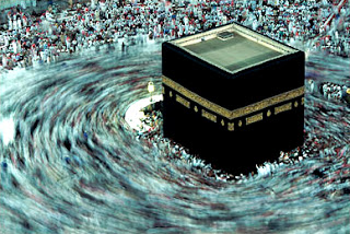 How was Murad Hofmann's Hajj? How did Hajj quench his thirst; meeting God? What did he find there? How did the inner and external aspects of Hajj dramatically affect him?