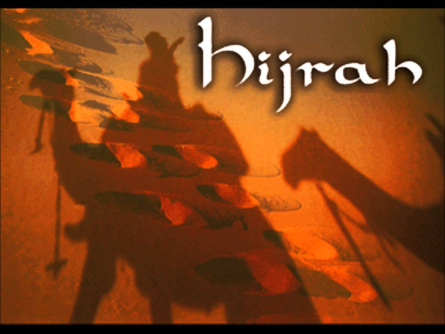 Hijrah: Migration for Peace