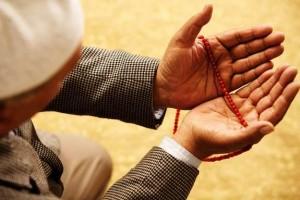 du`aa' after prayer