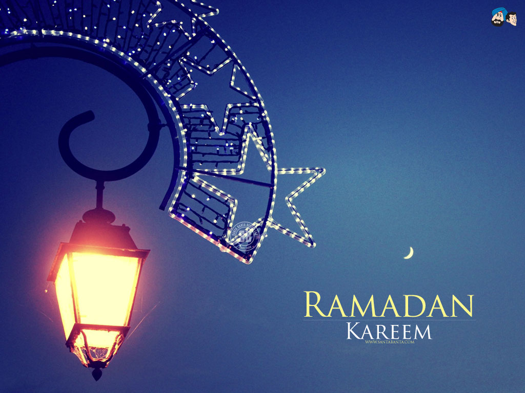 Upon becoming Muslim, one must fast the month Ramadan, the second act ...