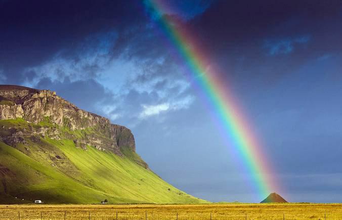 rainbow-nature