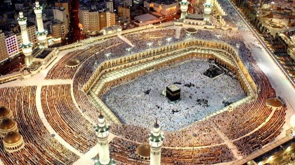 Changing the Qiblah
