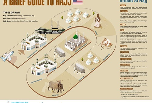 A Brief Guide to Hajj (Poster)