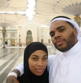 US Rapper,  Kevin Gates, Performs Hajj
