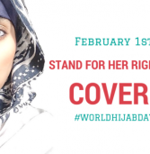On World Hijab Day: Stand for Her Right to Cover