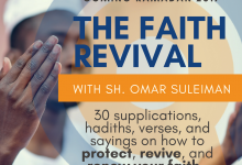 The Faith Revival: Upcoming Ramadan Series with Omar Suleiman