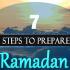 7 Tips to Prepare for Ramadan