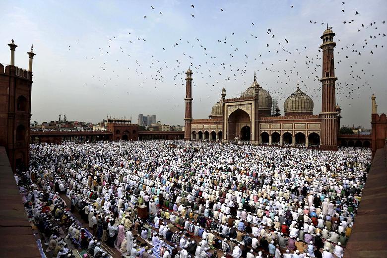 What is `Eid Al-Fitr?