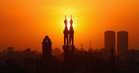 Minarets in America