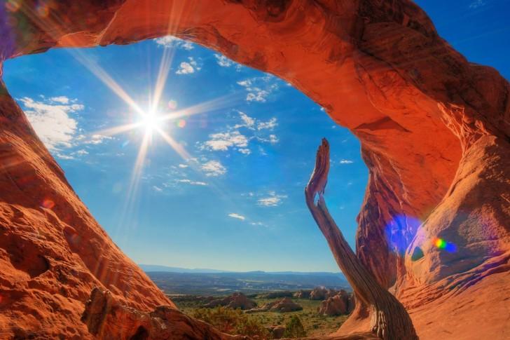 sun rays-nature