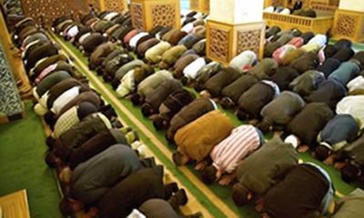 Friday prayer