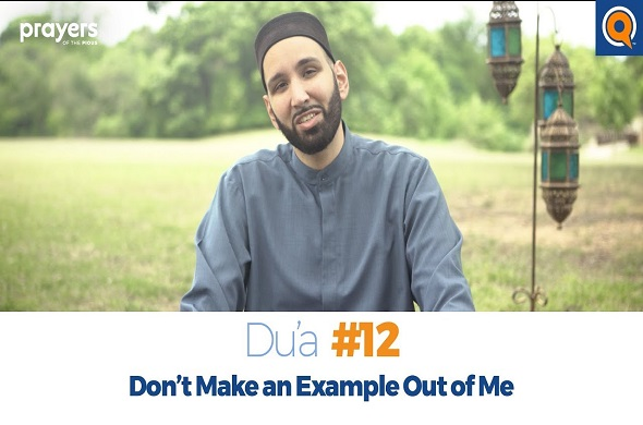 Prayers of the Pious 12 -Don't Make an Example Out of Me