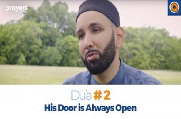 Prayers of the Pious 2 - His Door is always open