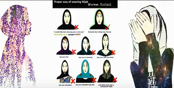 The Real Hijab and Its Real Purpose