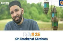 Prayers of the Pious 25-Oh Teacher of Abraham
