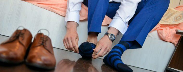 Wiping over Footwear or Socks